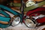Uhren, Lederarmbänder.. .von Karin Sallmann (Efringen)