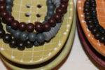 Perlenschmuck, Ketten, Schlüsselanhänger... von Susanne Baier (Roth)